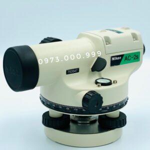 máy thủy bình nikon ac2s 080621