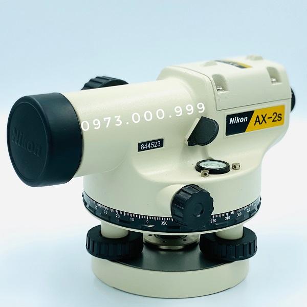máy thủy bình nikon ax-2s 080621