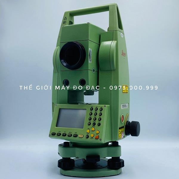 máy toàn đạc leica tc702