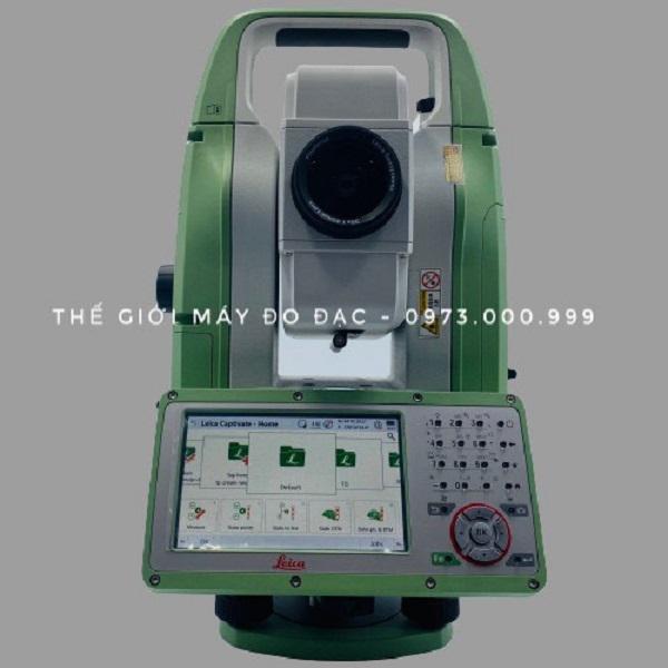 máy toàn đạc leica ts10 - 5 r500
