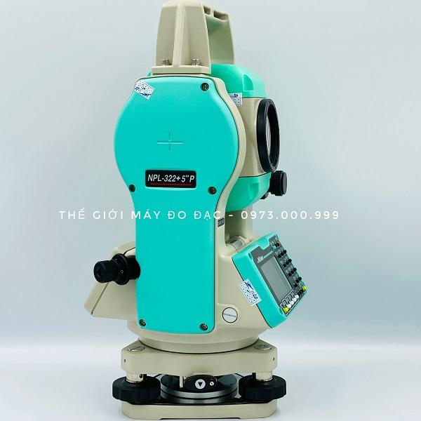 máy toàn đạc nikon npl 322 5 p