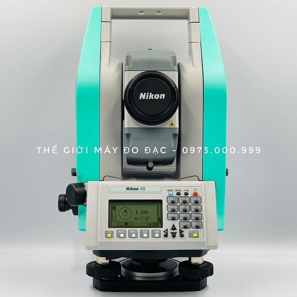máy toàn đạc nikon xs-1 xs-3