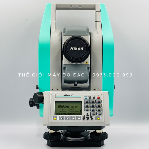 máy toàn đạc nikon xs-2