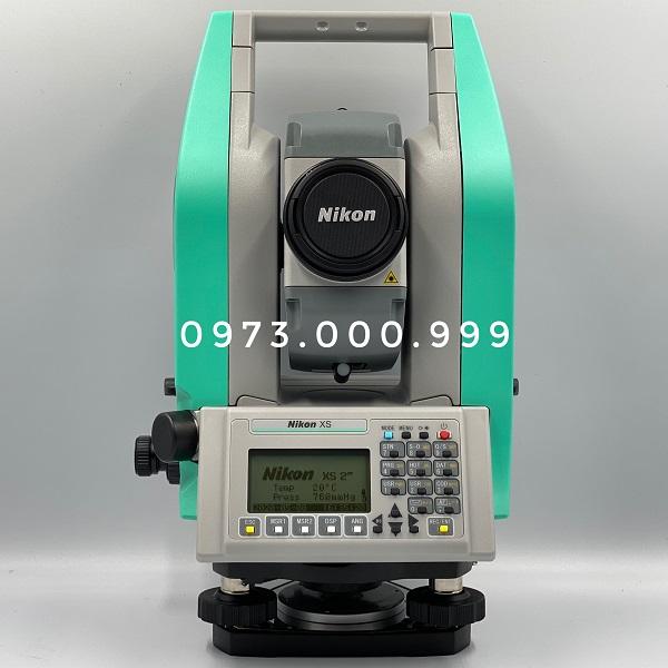 máy toàn đạc nikon xs-5
