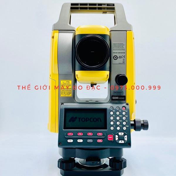 máy toàn đạc topcon gm105
