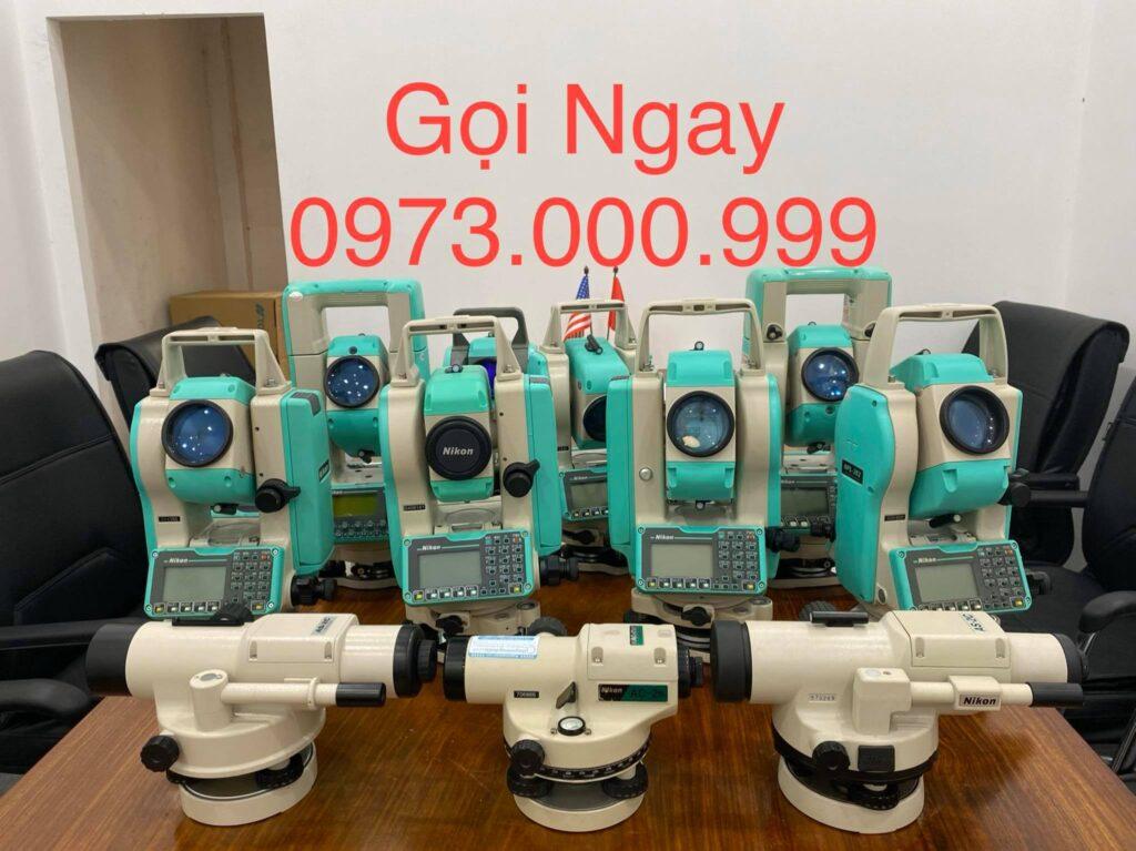máy nikon tại công ty thế giới máy đo đạc