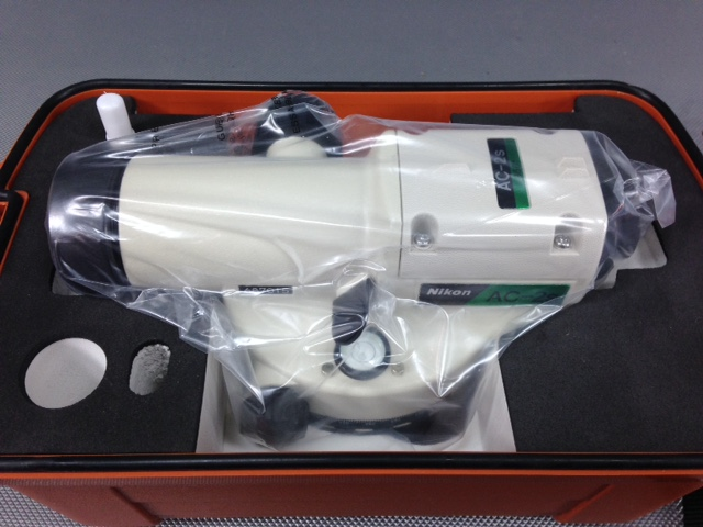 máy thủy bình nikon ac-2s