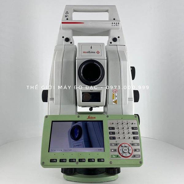 máy toàn đạc điện tử leica ms60
