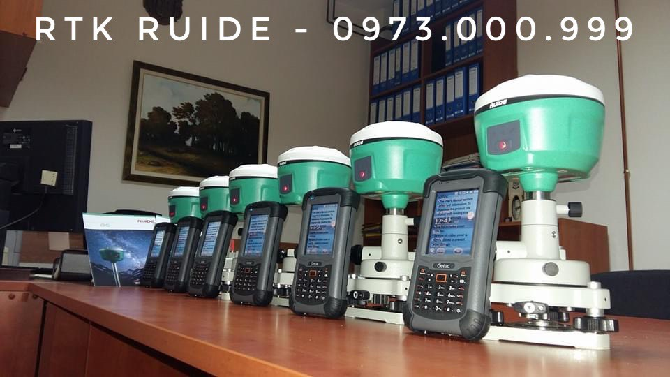 máy gps rtk 2 tần số danh mục 1