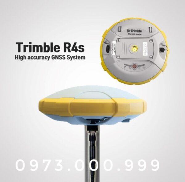 máy gps rtk trimble r4s đại diện