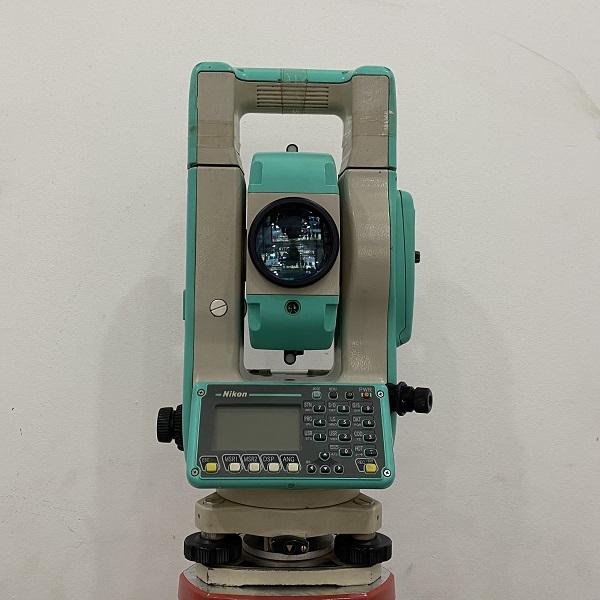 máy toàn đạc nikon npn 6525 cũ