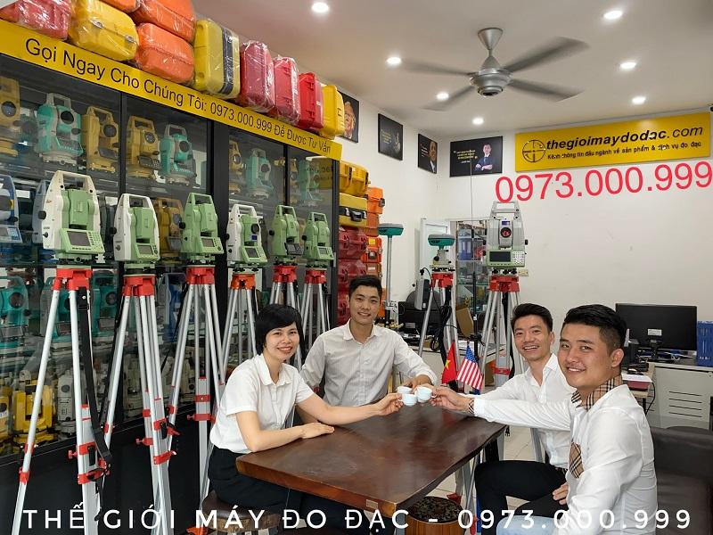 thế giới máy đo đạc mua bán cho thuê máy gps rtk chính hãng tại miền bắc