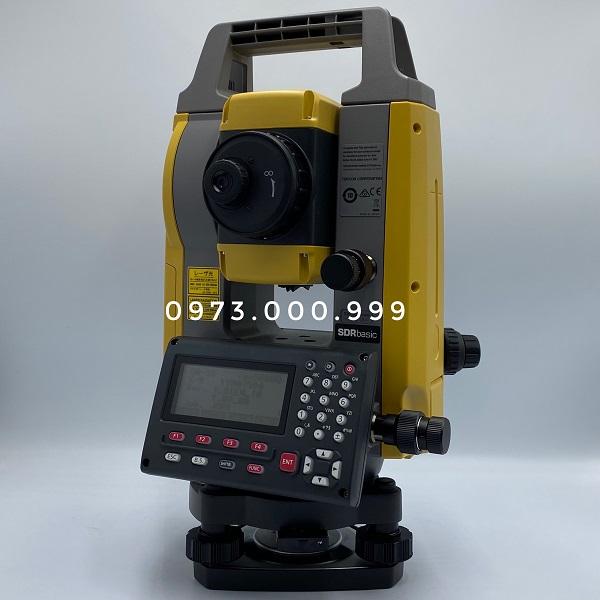 máy toàn đạc topcon gm-105-2
